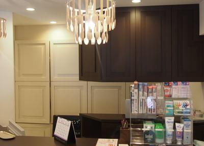姫島駅 2番出口徒歩2分 ひめじま通り歯科の院内写真3