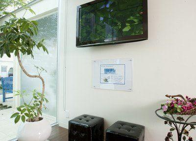 関江南線沿い、各務原市民会館前  永田歯科クリニックの院内写真5