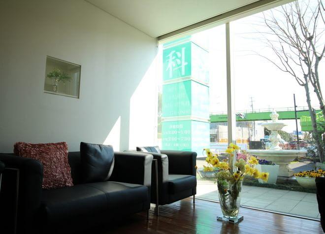 関江南線沿い、各務原市民会館前  永田歯科クリニックの院内写真4