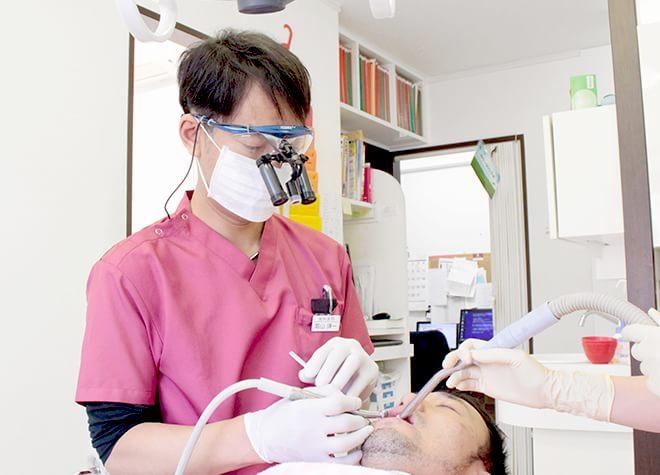 しろいファミリー歯科の画像