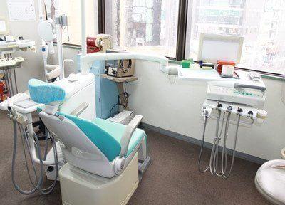 元町駅(兵庫県) 出口徒歩4分 砂川歯科の治療台写真2