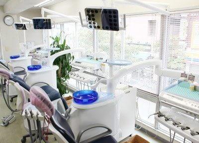 北浦和駅 西口徒歩 1分 吉田歯科の院内写真3