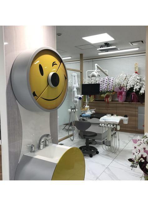 小作駅 東口徒歩1分 うすい歯科・矯正歯科の院内写真6