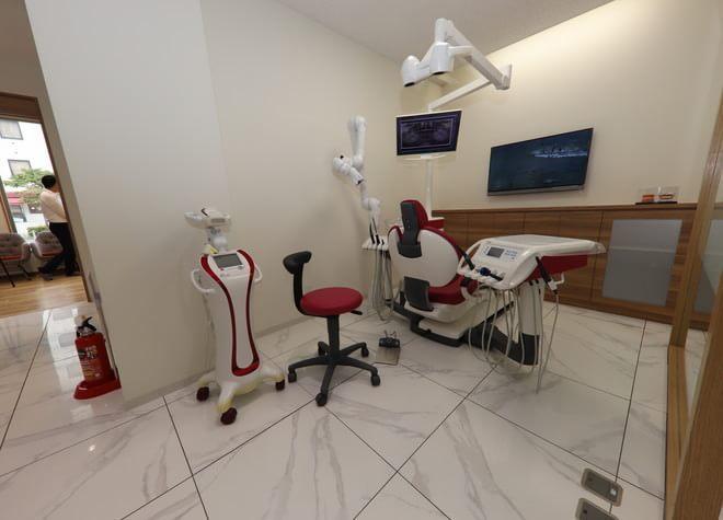 小作駅 東口徒歩1分 うすい歯科・矯正歯科の院内写真7