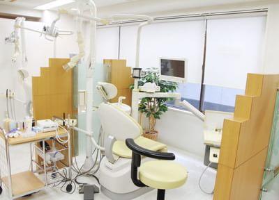 牛込神楽坂駅 A3徒歩1分 よしだ歯科医院の院内写真5