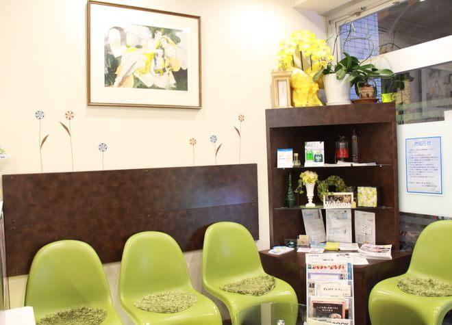 笹塚駅 出口徒歩 8分 おおむらファミリー歯科の院内写真2