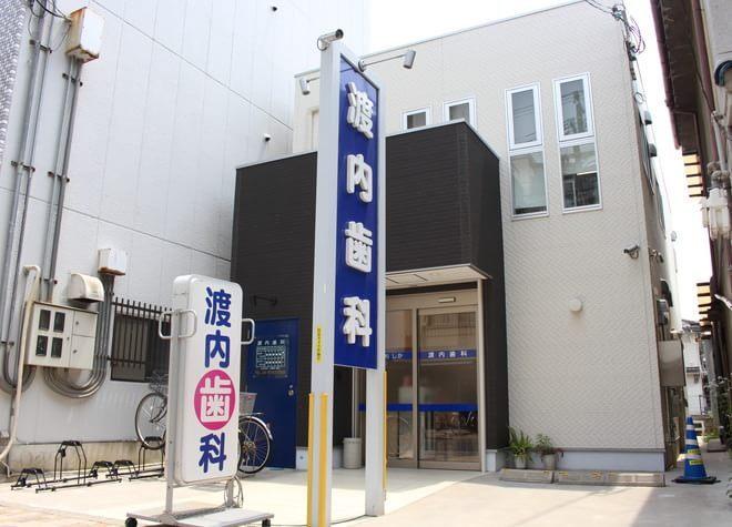 今里駅(近鉄) 出口徒歩7分 渡内歯科医院の外観写真7