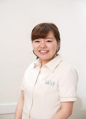 塚本駅 西口徒歩 3分 かとう歯科のスタッフ写真5