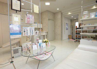 新潟駅 出口徒歩20分 White Berry こうなん歯科の院内写真2
