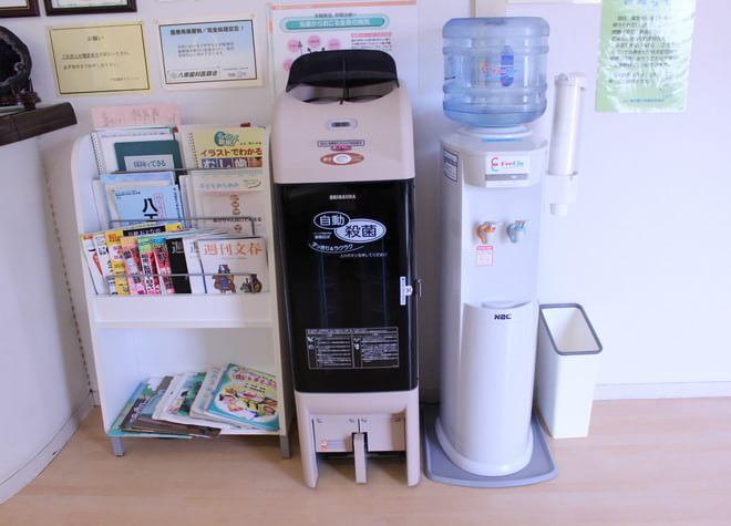 西八王子駅 北口徒歩 19分 戸坂歯科クリニックの院内写真3