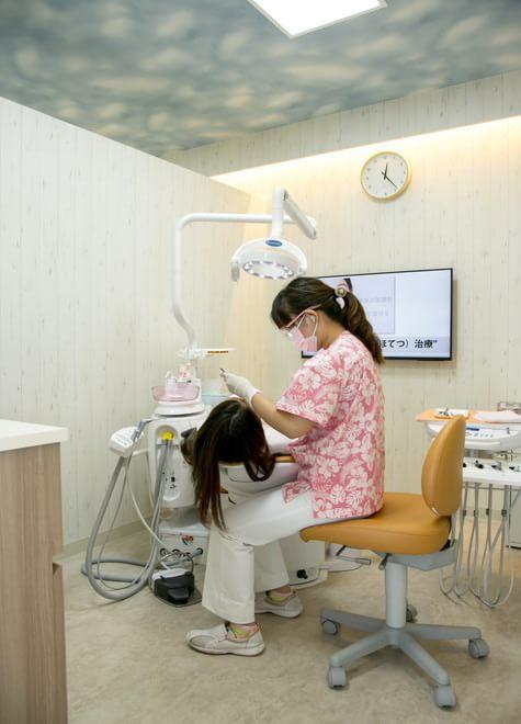 戸田公園駅 西口徒歩 2分 だいご歯科クリニックのスタッフ写真2