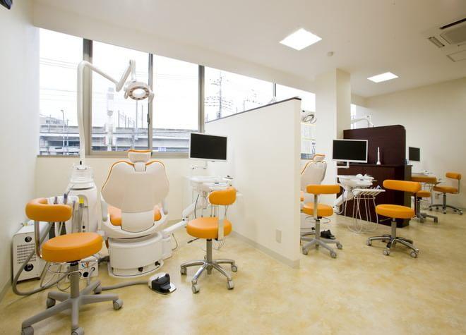 戸田公園駅 西口徒歩 2分 だいご歯科クリニックの院内写真3