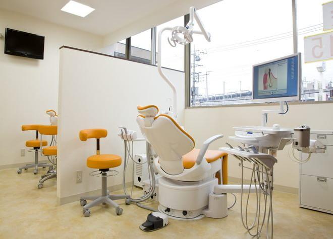 戸田公園駅 西口徒歩 2分 だいご歯科クリニックの院内写真4