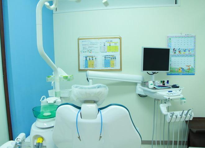 川崎駅 西口徒歩10分 アール歯科クリニックの治療台写真3