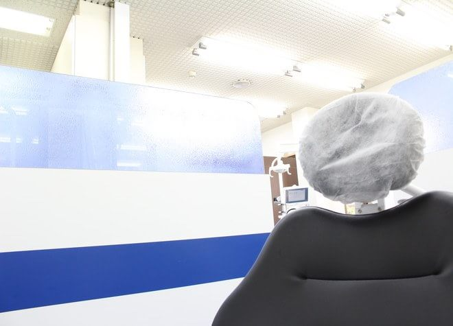 加古川駅 出口車15分 岡野歯科医院の治療台写真4
