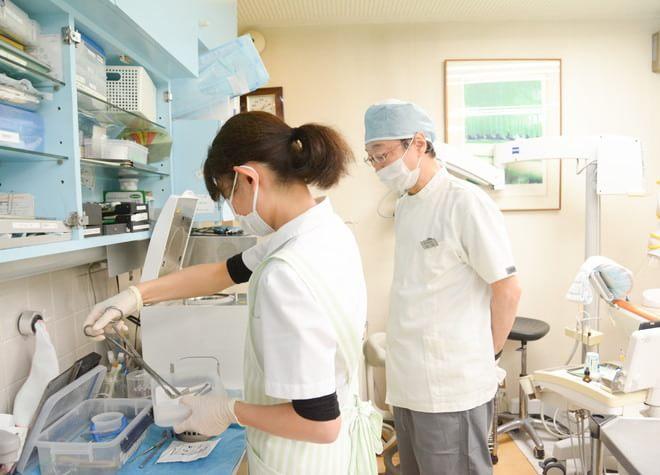 新中野駅 3番出口徒歩 5分 山田歯科医院のスタッフ写真5
