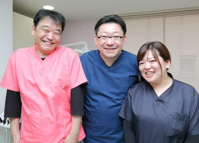 成瀬駅 南口徒歩 1分 わだ歯科のスタッフ写真3