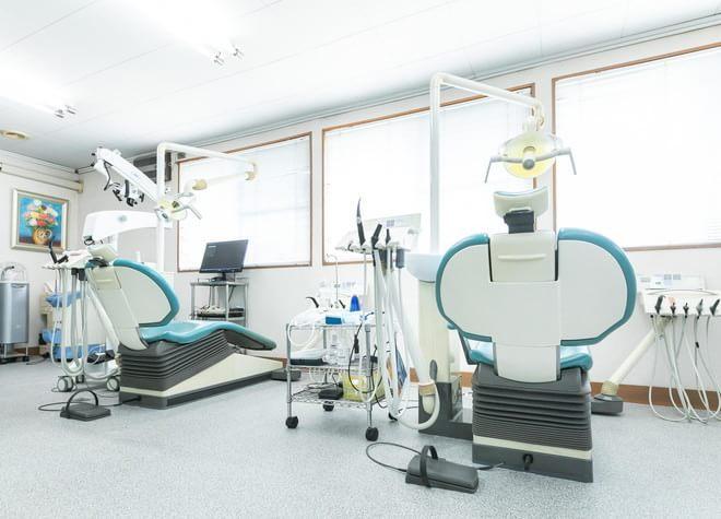 小田急相模原駅 北口徒歩16分 遠藤歯科医院の治療台写真3