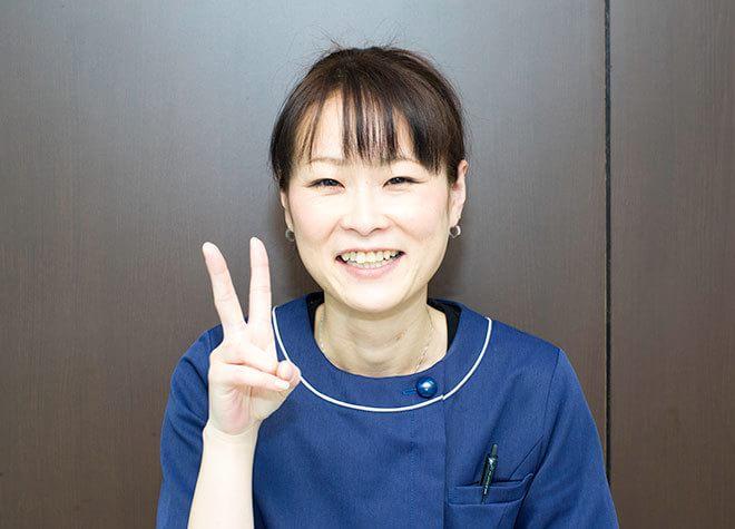 朝霞駅 南口徒歩 5分 やまもと歯科クリニックのスタッフ写真4
