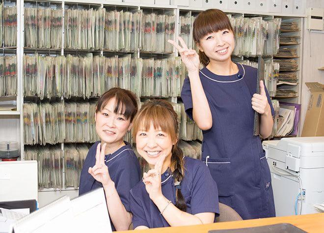 朝霞駅 南口徒歩 5分 やまもと歯科クリニックのスタッフ写真6