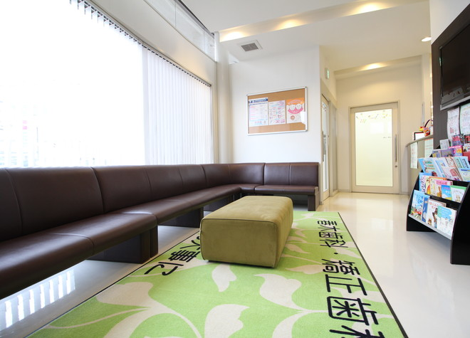 日進駅(愛知県) 出口車 10分 春木歯科・矯正歯科の院内写真3