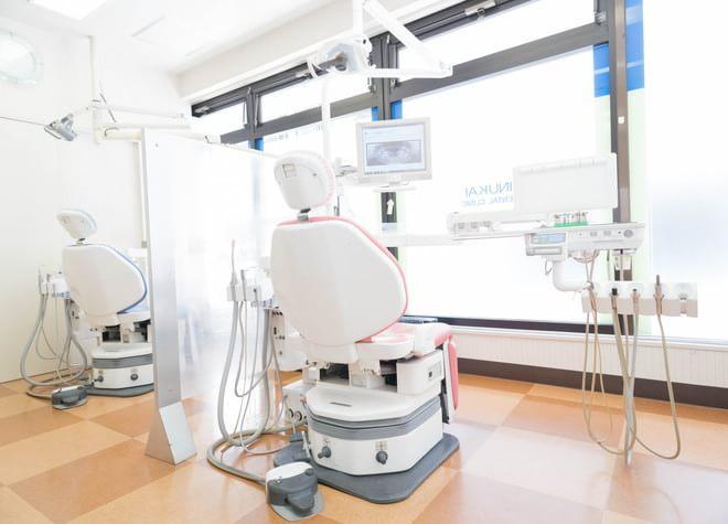 横浜駅 きた西口徒歩 3分 犬飼歯科医院の治療台写真4