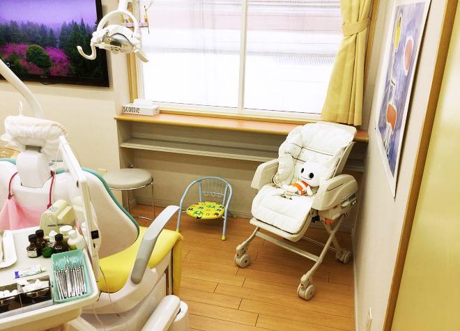 稲積公園駅 1番出口徒歩14分 Ohtaniみるく歯科医院の院内写真3
