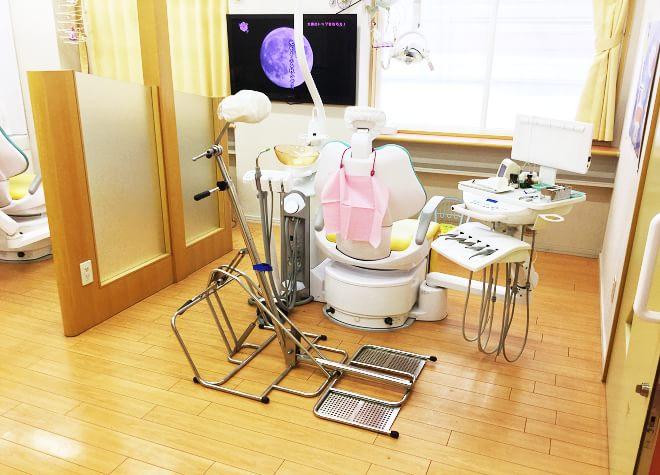 稲積公園駅 1番出口徒歩14分 Ohtaniみるく歯科医院の院内写真4