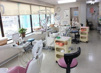 練馬駅 南口徒歩 1分 練馬歯科医院の院内写真2