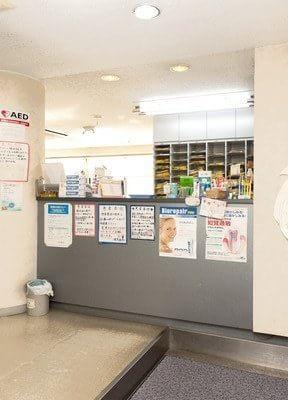 練馬駅 徒歩1分 練馬歯科医院の院内写真7