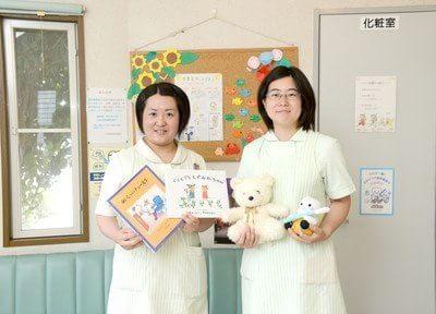 竹松駅 出口徒歩 16分 とやま歯科医院の女性スタッフ写真5