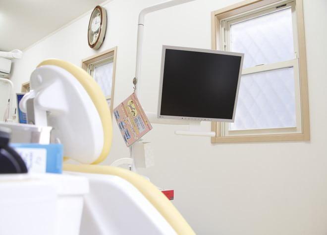 近鉄八尾駅 出入口徒歩 11分 なぎ歯科の治療台写真4