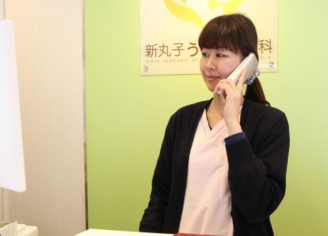 新丸子駅 徒歩1分 新丸子うららか歯科のスタッフ写真3