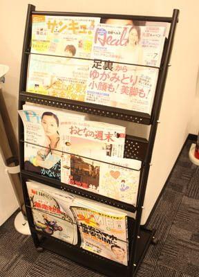 新丸子駅 徒歩1分 新丸子うららか歯科の院内写真5