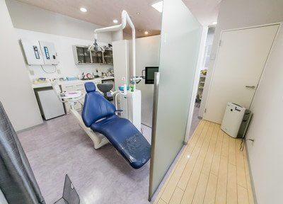 梅ヶ丘駅 南口徒歩1分 さむら歯科・矯正歯科室のその他写真3