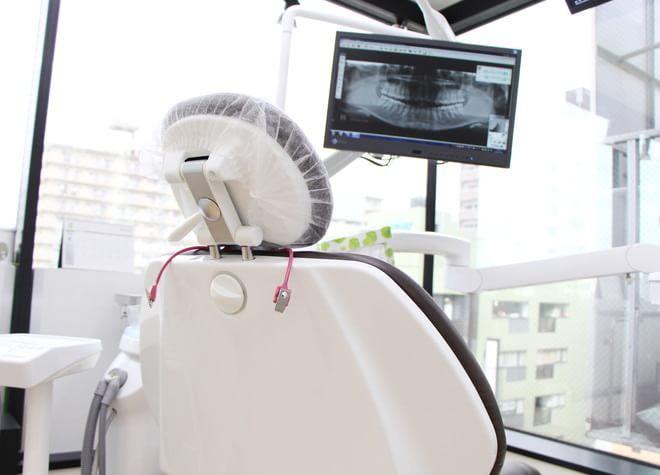 葛西駅 博物館口徒歩 1分 クレア歯科医院の治療台写真4