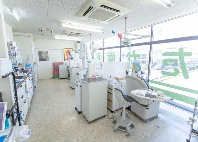 法界院駅 出口車 15分 たか歯科医院の治療台写真2