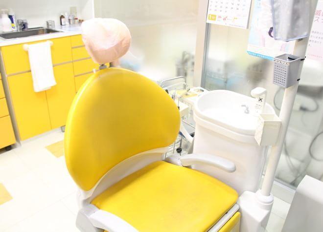 香里園駅6番出口 徒歩16分 守丘歯科医院の治療台写真3