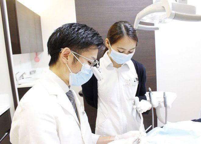 姫路駅 出口 車16分 イオンモール姫路リバーシティ歯科のスタッフ写真3