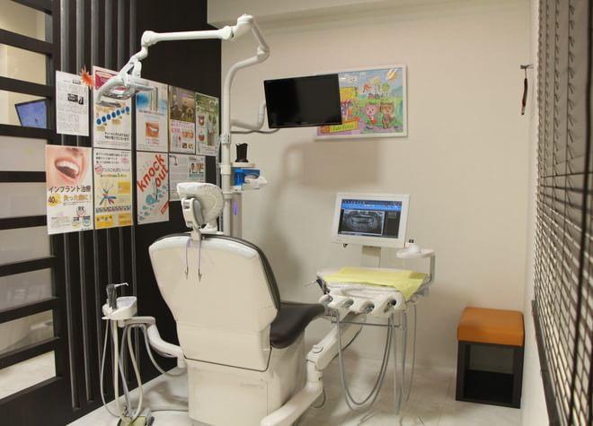 麻布十番駅(都営) 6番出口徒歩 2分 ブレア歯科麻布十番の診療室写真4