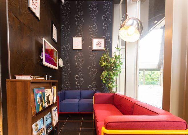 六本木駅 3番出口徒歩5分 デンタルオフィス六本木東京の院内写真3
