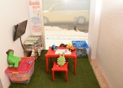 六甲道駅南口 徒歩6分 その歯科クリニックの院内写真4