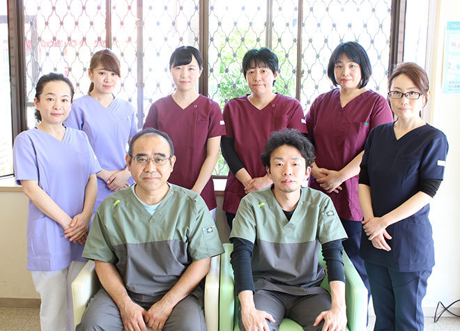 近鉄八尾駅 出口車 8分 青山通り歯科診療所写真1