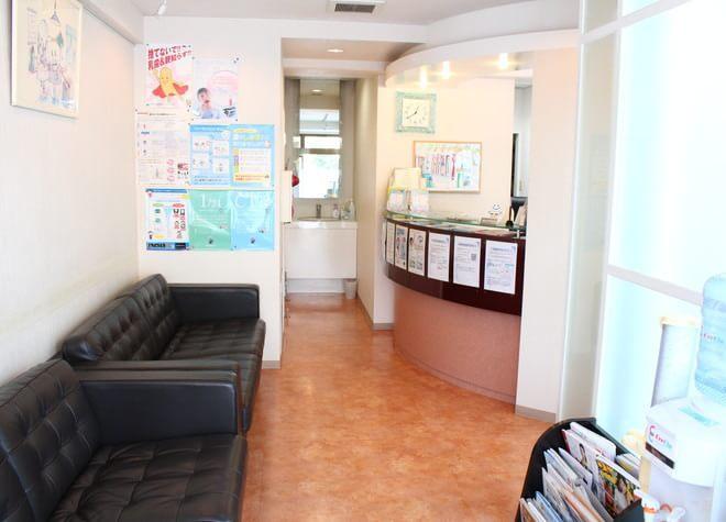 練馬駅 西口徒歩4分 うしやま歯科の院内写真5