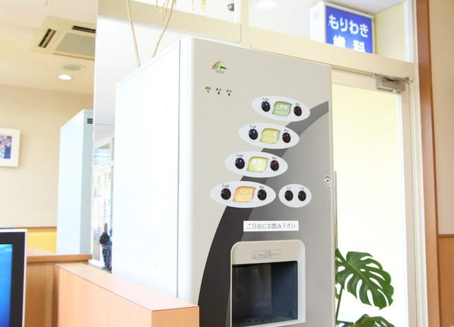 摂津富田駅 出口バス 17分 もりわき歯科の院内写真3