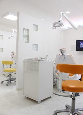 越谷駅東口 徒歩9分 アップル歯科クリニックの院内写真7