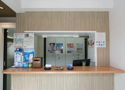 柏駅 西口徒歩 10分 なかよし歯科医院の院内写真2