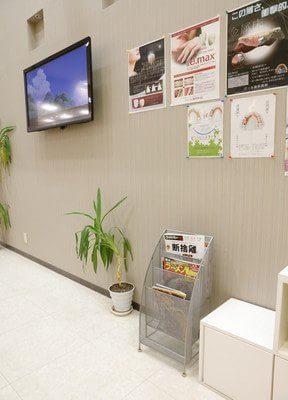 佐野市駅 車10分 パール歯科医院 佐野の院内写真4