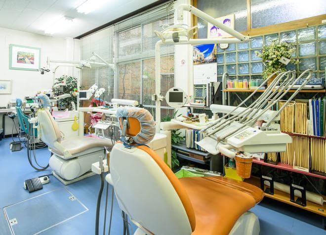 西小倉駅 出口バス10分 後藤歯科医院の治療台写真1