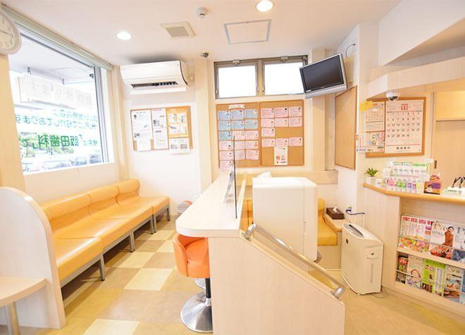 栂・美木多駅 1番出口徒歩14分 飯田歯科の院内写真2